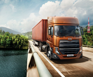 UD's Quester flies the Volvo flag in Asia
