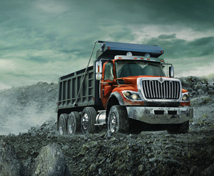Navistar International's WorkStar is now fitted with a SCR-equipped MaxxForce 13 engine.
