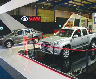 The GWM Steed 6 will come to South Africa in 2014, with the Steed 5 remaining available to local buyers.