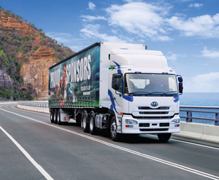 UD Trucks market share contributes 9,4 percent to the Volvo Group's second position.