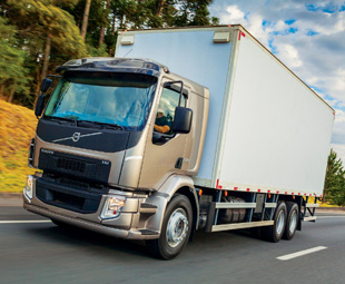 Volvo's VM – a closer look