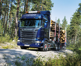 Scania's Streamline – now with  Euro-6 compliance at 537 kW (730 hp).