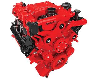 Cummins's new V8 diesel for American LCV applications.