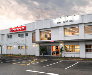 A new home for Hino Midrand