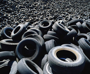 Taking care of used tyres