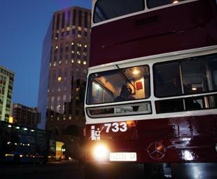 Bus business bounces back