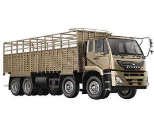 Eicher's new Pro truck series harnesses selected componentry from the global Volvo Group for a more aggressive attack on the Indian market, and is also destined for export to neighbouring Asian countries and Africa.