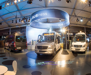Bus BUSiness for Mercedes-Benz customers