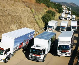 As in 2013, Truck Test will return to Gerotek.