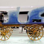 Porsche's first car recovered after a century