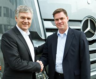 dieNew managing director joins Daimler trich