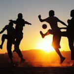 Soccer sponsorship keeps kids off the streets