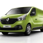 Renault fills in the sketchy details on its Trafic