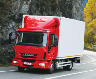 Iveco's Eurocargo range has been updated for Euro-6 compliance