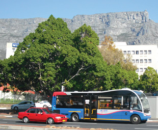 Cape Town's MyCiti BRT service is impressing commuters with its punctuality and professionalism.