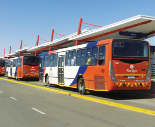 In 2012/13, 343,8 million passenger trips were subsidised, indicating the unquestionable need for operator subsidies in South Africa.