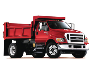 Ford's brutish F-650 continues the American medium duty tradition into the 2016 model year.