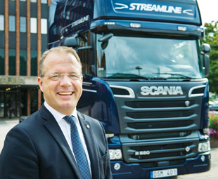 "Scania CEO, Martin Lundstedt, allegedly purchased a ""substantial"" number of Scania shares just three weeks prior to a Volkswagen share offer."