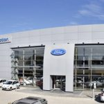 Ford dealerships go green to save energy