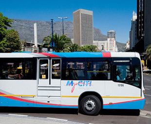 Impressive growth in MyCiTi passenger numbers
