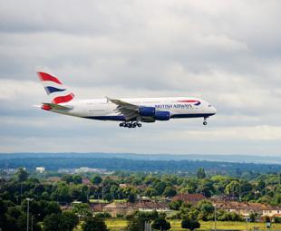Highflying freight