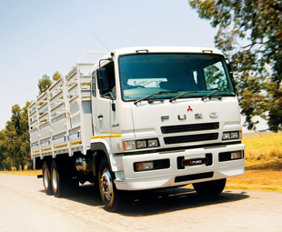 Fast Freight flatters Fuso