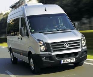 Crafter goes to Poland, but Sprinter stays in Germany