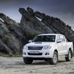 Hilux voted best bakkie in Germany