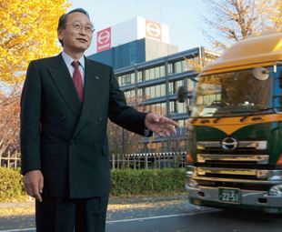 Africa to augment Hino's global growth