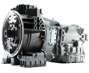 Allison has developed the H 3000 fully automatic, parallel hybrid system for medium and heavy-duty trucks.