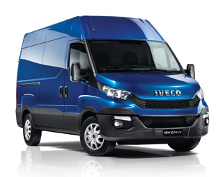 Iveco's all-new third generation Daily is about to hit the European market.