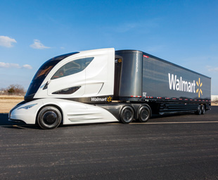 Of space-age trucks and a brighter tomorrow