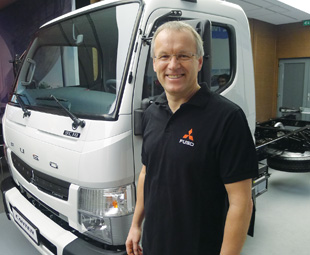 Pius Dettling, head of Fuso sales and marketing, Europe, says Fuso has come a long way since its inception in 1944.