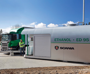 Bioethanol and biogas-fuelled vehicles will soon feature in Scania South Africa's product range.