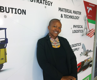 "Keabetswe ""Kea"" Mpane is doing her bit to ensure more qualified industrial engineers become supply chain professionals. She is a finalist for the 2014 Africa's Most Influential Women in Business and Government award."
