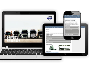 Driver handbook: there's an app for that