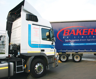 Mercedes-Benz and Bakers: companies that care!