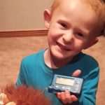 Four-year-old diabetic gets a boost