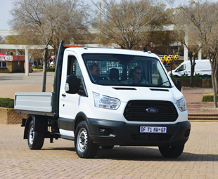 The chassis cab model is smooth and comfortable on road.
