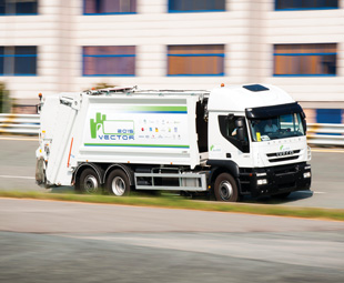 The clean side of waste collection