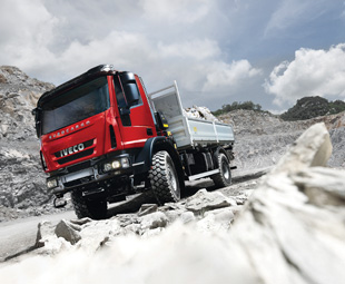 Iveco retained its eighth-place ranking in the third quarter.