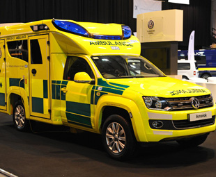 VW supplies UK's public sector, police and EMS