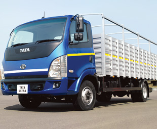 Tata's Ultra MCV range will soon include Automated Manual Transmissions.