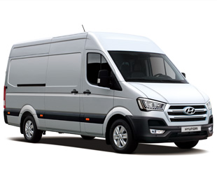 Hyundai plans to tackle Europe's finest integral vans with its new H350.
