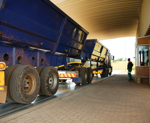 Overloading has been significantly reduced on the N4 Toll Route.