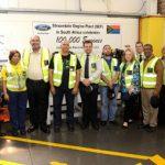 Ford's Struandale plant impresses
