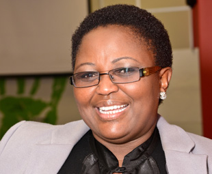 Pamela Yoyo has been appointed as terminals manager for Transnet Port Terminals (TPT) Cape Town Terminals (CTT).