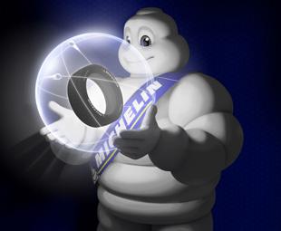 Michelin wins double