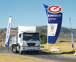 The last running of 6x4 truck tractors was in 2012, at the inaugural Truck Test series event.