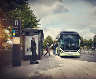 Full Electrification for Volvo Bus?